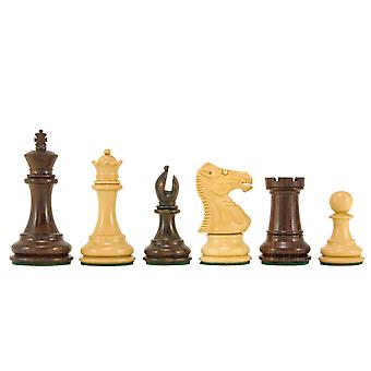 Windsor Series Rosewood Staunton Chess Pieces 3 Inches