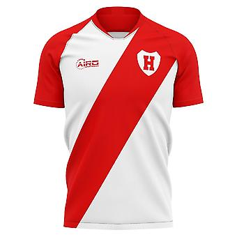 2020-2021 Huesca Weg Konzept Fußball Shirt - Baby