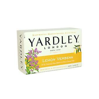 Yardley Lemon Verbena Natural Moisturising Bath Bar 120g
