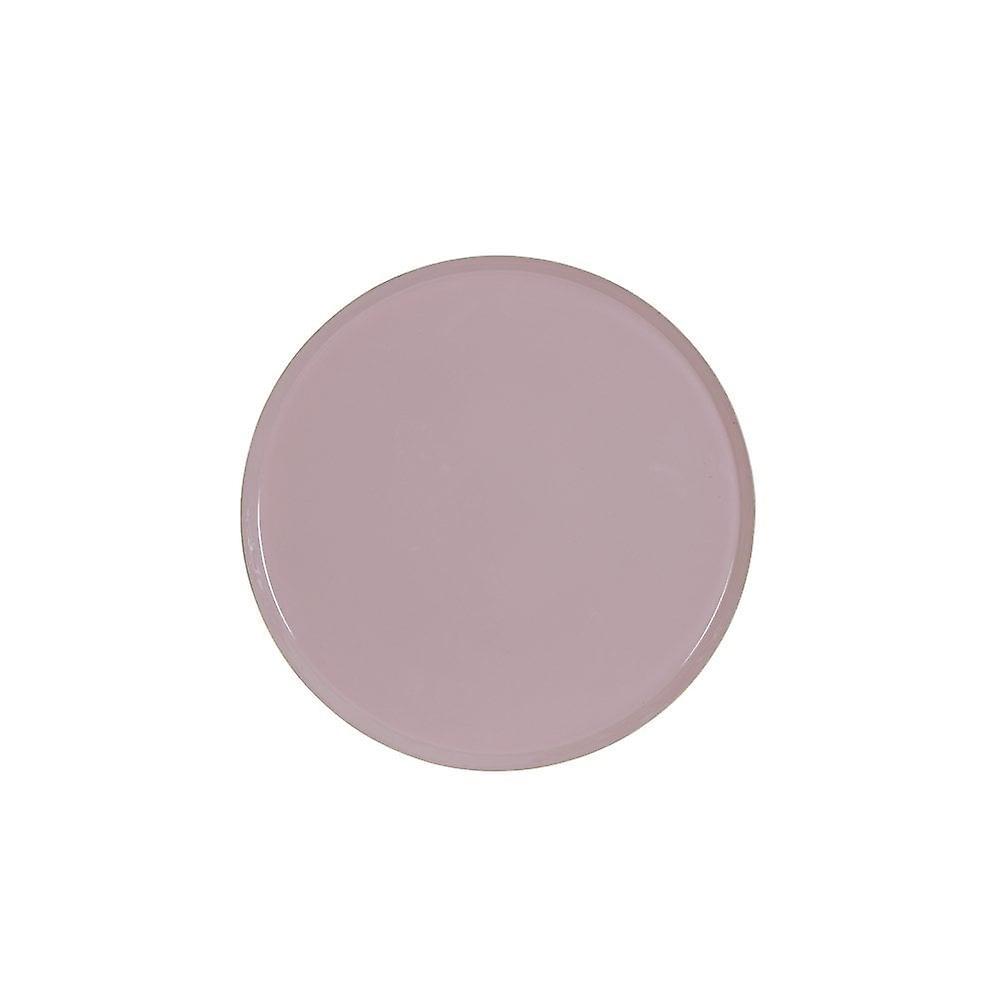Table latérale légère et vivante 35x44cm Lagino Pink