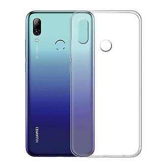 Stuff Certified® Transparent Clear Case Cover Silicone TPU Case Huawei P Smart 2019