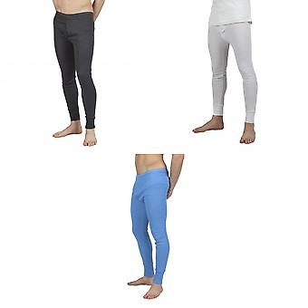 Linea di Mens Thermal Underwear Long Johns poliviscosa (British fatta)
