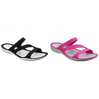 Crocs Damen/Damen Swiftwater Slip-on Sandalen