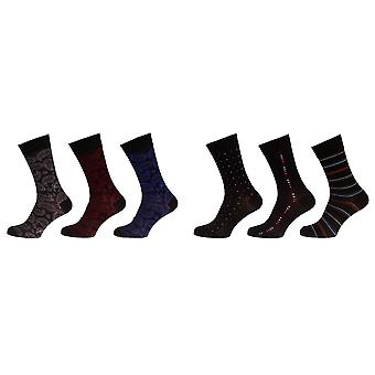 Mens Premium Bamboo Socks (Pack Of 3)