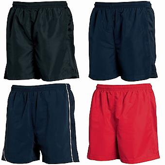 Tombo Teamsport Mens Lined Performance Sports Shorts