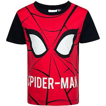 Marvel spider-man boys t-shirt short sleeve