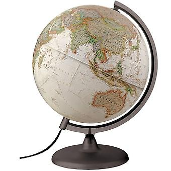 National Geographic 30cm Executive World Globe (Illuminated)