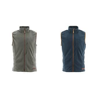 Caterpiller Mens Concord Fleece Vest