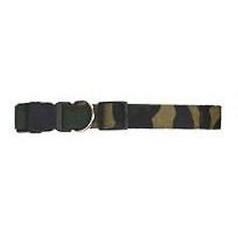Vitakraft Nylon Collar Camouflage 35-55cm (Dogs , Collars, Leads and Harnesses , Collars)