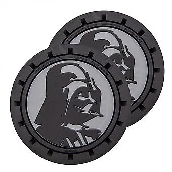 Star Wars Darth Vader Car Cup Holder Coaster 2-pak