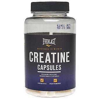 Everlast Unisex Creatine Capsules Fitness Sports Performance Workout