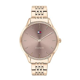 Tommy Hilfiger Watches 1782212 Ladies Rose Gold 'gray' Steel Watch