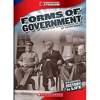 Forms of Government by Peter Benoit - 9780531213308 Book