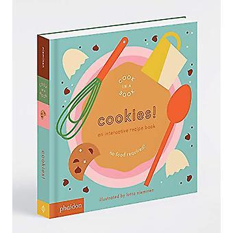 Cookies! - Un livre de recettes interactifs par Lotta Nieminen - 978071487725