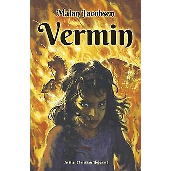 Vermin by Malan Jacobsen - 9781784656201 Book