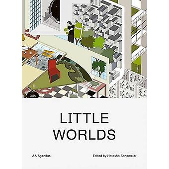 Little Worlds by B. Steele - 9781907896538 Book