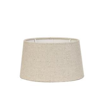 Light & Living Round Shade 40x35x20cm Livigno Natural