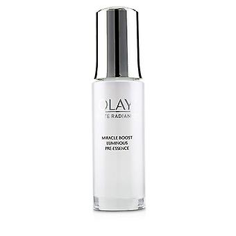 Olay White Radiance Miracle Boost Luminous Pre-Essence 30ml/1oz