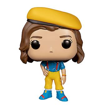 Stranger Things Eleven in Yellow Outfit US Excl Pop! Vinyl