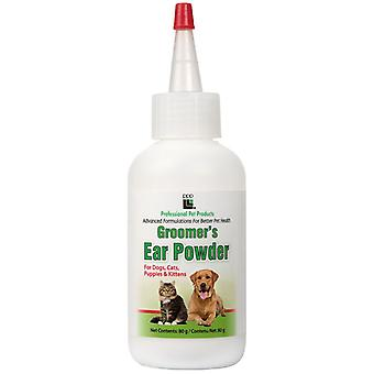 Professionnel Pet Products Groomers Ear Powder 80G