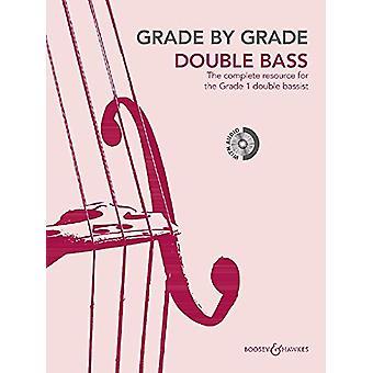 Grade by Grade - Double Bass - Grade 1 by Catherine Elliott - 97817845