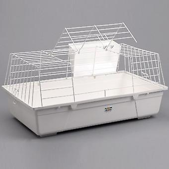 MGZ Alamber kanin bur 80 (80 X 49 X 34 Cm) (små kæledyr, bure og parker)