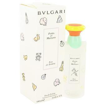 Petits & Mamans Eau De Toilette Spray por Bvlgari 3,3 oz Eau De Toilette Spray
