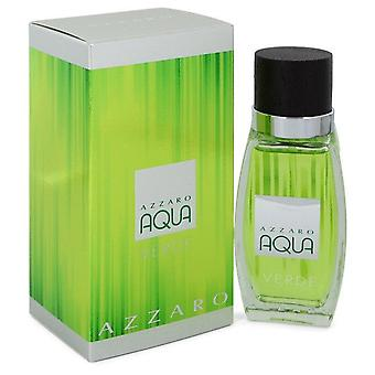 Azzaro Aqua Verde Eau De Toilette Spray par Azzaro 2.6 oz Eau De Toilette Spray