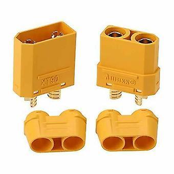 5 Paare XT90H männliche weibliche Kugel Stecker Für RC Lipo Batterie