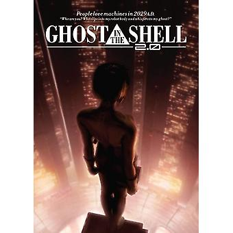 Ghost in the Shell 2.0 [DVD] USA import