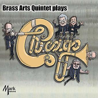 Cetera / Brass Arts Quintet - Brass Arts Quintet Plays Chicago [CD] USA import