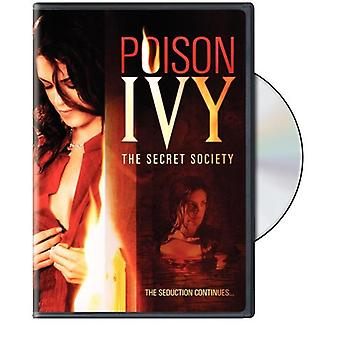 Poison Ivy: Secret Society [DVD] USA import