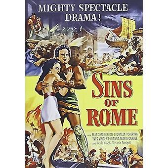 Zonden van Rome [DVD] USA importeren