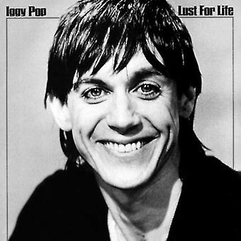 Iggy Pop - Lust for Life [Vinyl] USA import