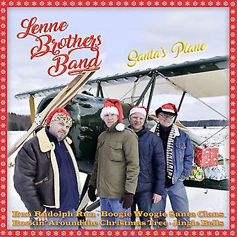 Lennebrothers Band - Santa's Plane [CD] USA import