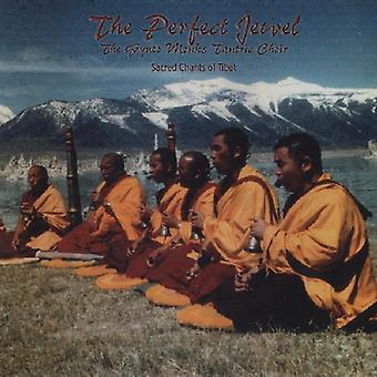 Gyuto Monks - Perfect Jewel: Sacred Chants of Tibet [CD] USA import