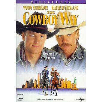 Importación de USA de la manera [DVD] vaquero