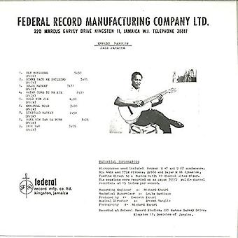 Ernest Ranglin - Jazz Jamaica [CD] USA import