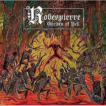 Robespierre - Garden of Hell [CD] USA import