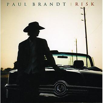 Paul Brandt - Risk [CD] USA import