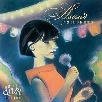 Astrud Gilberto - Diva Series [CD] USA import