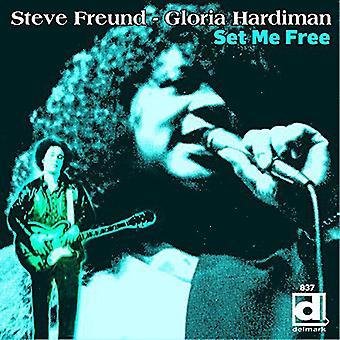Freund, Steve / Hardiman, Gloria - Set Me Free [CD] IMPORTAÇÃO EUA