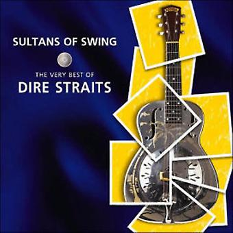 Dire Straits - Sultans of Swing-Very Best of [CD] USA import