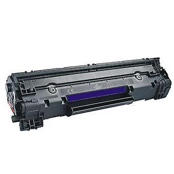 RudyTwos Replacement for Canon 725 Toner Cartridge Black Compatible with I-Sensys LBP-6000, LBP-6000B, LBP-6018, LBP-6020, LBP-6020B, MF-3010
