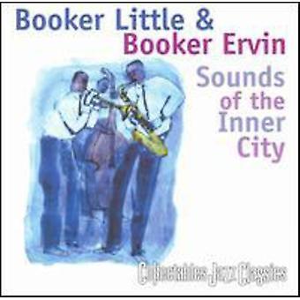 Little/Ervin - Sounds of the Inner City [CD] USA import