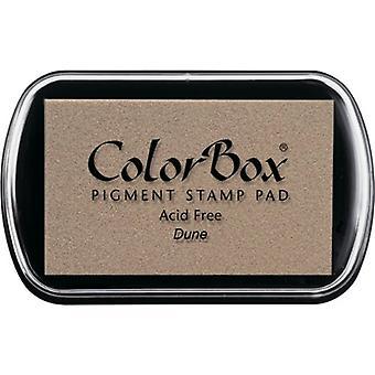 Clearsnap ColorBox Pigment Muste Täysikokoinen dyyni