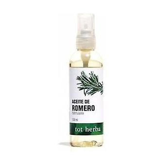 Stimulating Rosemary Oil 100 ml of oil