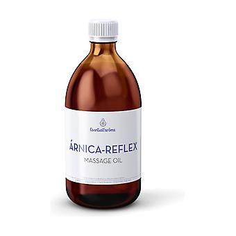 Arnica reflex massage oil 1 L of oil