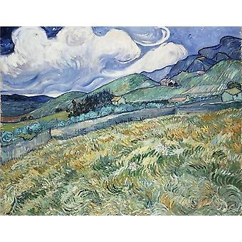 Famous Oil Painting Reproductions On Canvas Posters And Prints - Van Gogh Cafe