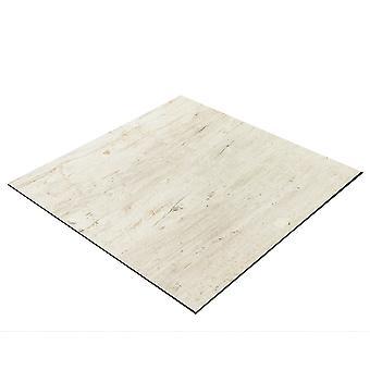 BRESSER Flatlay Hintergrund für Legebilder 60x60cm Naturstein Beige